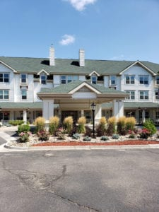 Brookdale Green Mountain assisted living and memory